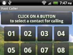 Fast Caller (no ads) 1.2.0 Screenshot