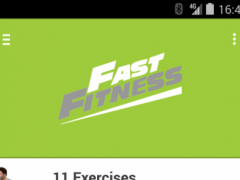 FAST FITNESS 4.9.0 Screenshot