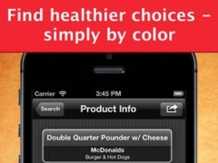 Fast Food Calories Counter & Restaurant Nutrition Menu Finder, Weight Calculator & MealS Tracking Journal 1.9 Screenshot