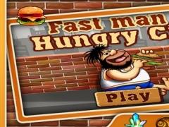 Fast man: Hungry City Free 1.2 Screenshot