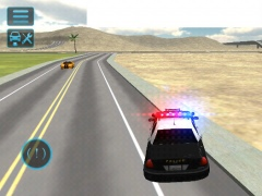 Review Screenshot - 3D Driving Game – Race Around the City in Your Cop Car