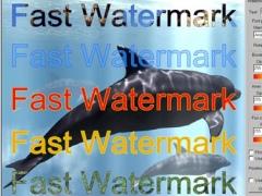 Fast Watermark 1.2 Screenshot