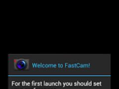 FastCam HD Quick Video Camera 1.2 Screenshot