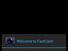 FastCam Quick Video Camera 1.2 Screenshot