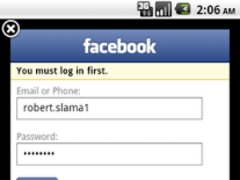 FastChat for Facebook 1.034 Screenshot