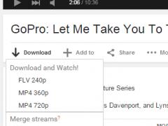 FastestTube - Chrome 0.9.2 Screenshot