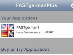 FASTgermanPlus 1.0 Screenshot