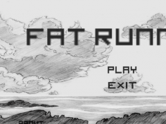 Fat Runner 1.0 Screenshot
