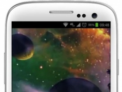 Fatastic Planet Live Wallpaper 1.0 Screenshot