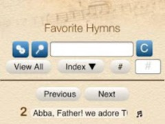Favorite Hymns 2.6.7 Screenshot