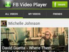 FB Video Player 3.1 Screenshot