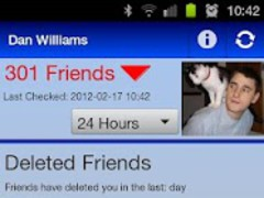 FBDelete: Facebook Friends 1.0.4 Screenshot