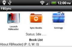FBSync for FBReader ** Root ** 1.0.26 Screenshot