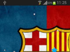 FC Barcelona Live Wallpaper HD 1.1 Screenshot