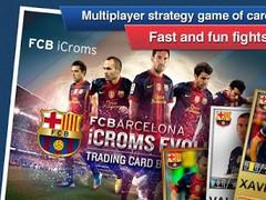 FCB iCroms Evolution 2.31 Screenshot