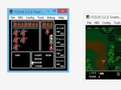 Review Screenshot - Unter Famicom