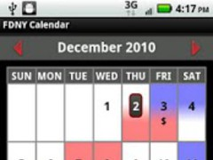FDNY Scheduler 2.9.1 Screenshot