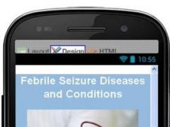 Febrile Seizure Information 1.0 Screenshot