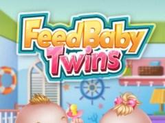 Feed Baby Twins 1.0.1 Screenshot