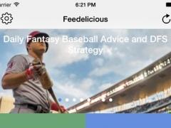 Feedelicious 3.0 Screenshot