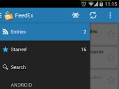 Flym News Reader 1.9.7 Screenshot