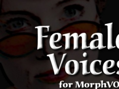 Female Voices - MorphVOX Add-on 3.3.2 Screenshot