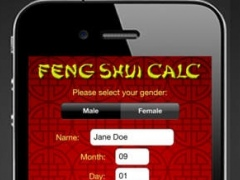 Feng Shui Calc and Compass: Home and Business 3.3.3 Screenshot