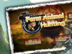 Feral Safari Animal Hunting 1.0 Screenshot