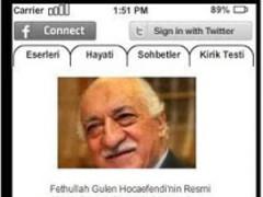Fethullah Gülen Hocaefendi 1.0 Screenshot