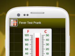 Fever Test Prank 13.2 Screenshot