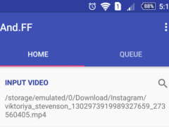 FFmpeg for Android 1.0 Screenshot