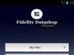 Fidelity Datashop Arizona 3.9.6.3 Screenshot