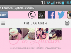 Fie Laursen 1.02 Screenshot