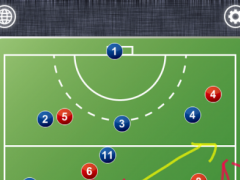 Field Hockey Board 3.0 Screenshot