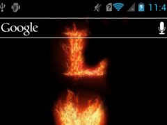 Fiery love LWP 1.0 Screenshot
