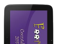 Football Countdown 2014 15 Screenshot