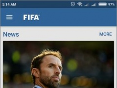 Review Screenshot - Soccer Game – Get All Soccer News in One Place