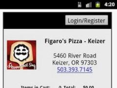 Figaro's Pizza 1.01 Screenshot