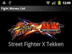 Fight Moves List 1.5 Screenshot