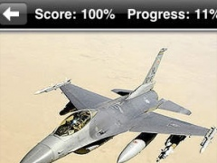Fighter Planes - Multiple Choice Quiz of Military Airplanes 1.1 Screenshot