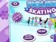 Figure Skating Game - Play Free Fun Ice Skate & Dance Girl Sports Games 1.5.104 Screenshot