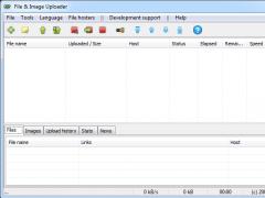 File & Image Uploader 7.6.0 Screenshot