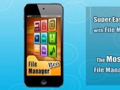 File Manager † Pro 1.3 Screenshot