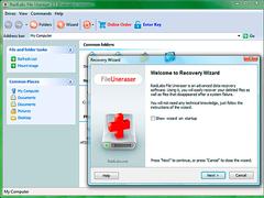 File Uneraser 1.66.2 Screenshot