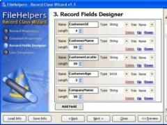 FileHelpers Library 2.0.0 Screenshot