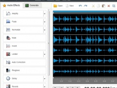 FileLab Audio Editor 1.1.0.0 Screenshot