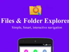 Files & Folder Explorer 1.0 Screenshot