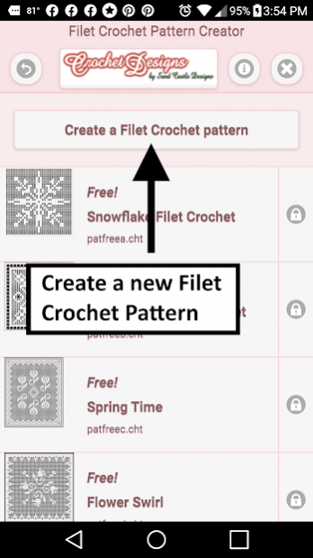 Free Crochet Charts Software ・ClearlyHelena | 619x348