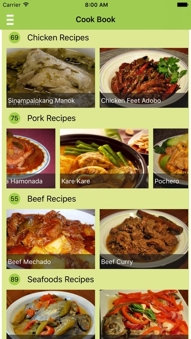 Filipino food recipes offline free 11 free download forumfinder Choice Image