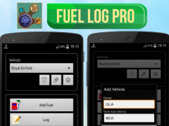 FillFuel and Mileage Log Fuel Buddy Car Management 19 Screenshot